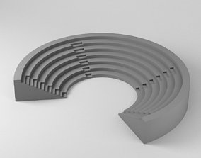 Simple Amphitheater 3D