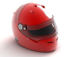 motorgp 3D model Helmet