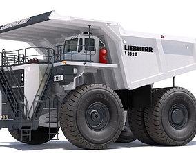 Dump Truck Liebherr T282B 3D