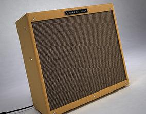 Fender BassMan Amp 3D model