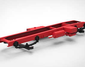 Chassis 3D printable model