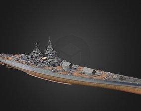 3D model Richelieu