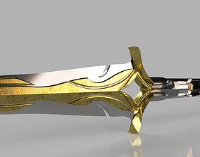 3D print model Assassins Creed Odyssey Leonidas Spear V6 3