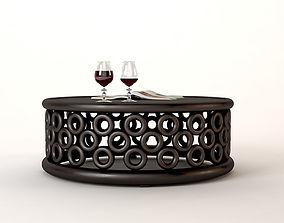 Belmar Coffee Table 3D model