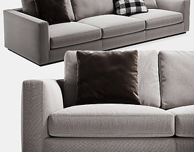 Minotti Andersen Line Sofa italy 3D