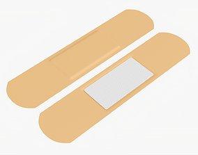 Sticking plaster 3D