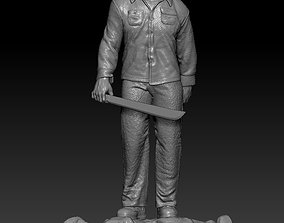 3D print model Jason Friday the 13th