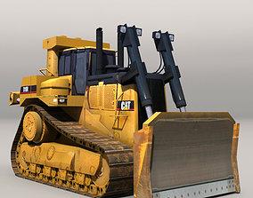 Bulldozer 20217 3D asset