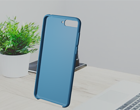 3D print model Huawei Y6 2018 TPU case
