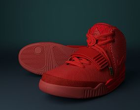 3D model Nike Air yeezy