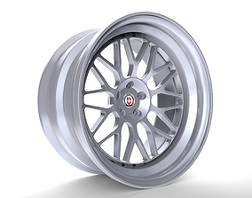 HRE 300 Wheels 3D