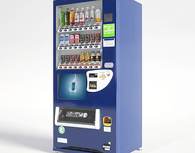 3D Vending Machine 24 Button