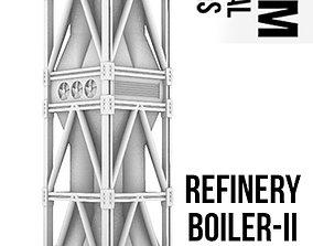 Refinery Boiler II 3D print model
