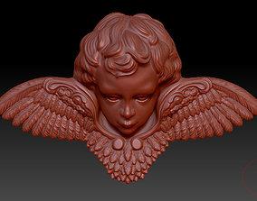 3D printable model 3d angel