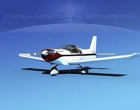 Zlin Z 242 V10 3D model