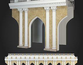 Arcade 3D classicism