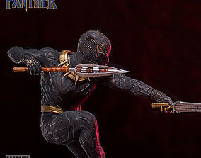 3D print model Killmonger s Spear BlackPanther film