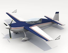 Extra 300 Airplane 3D