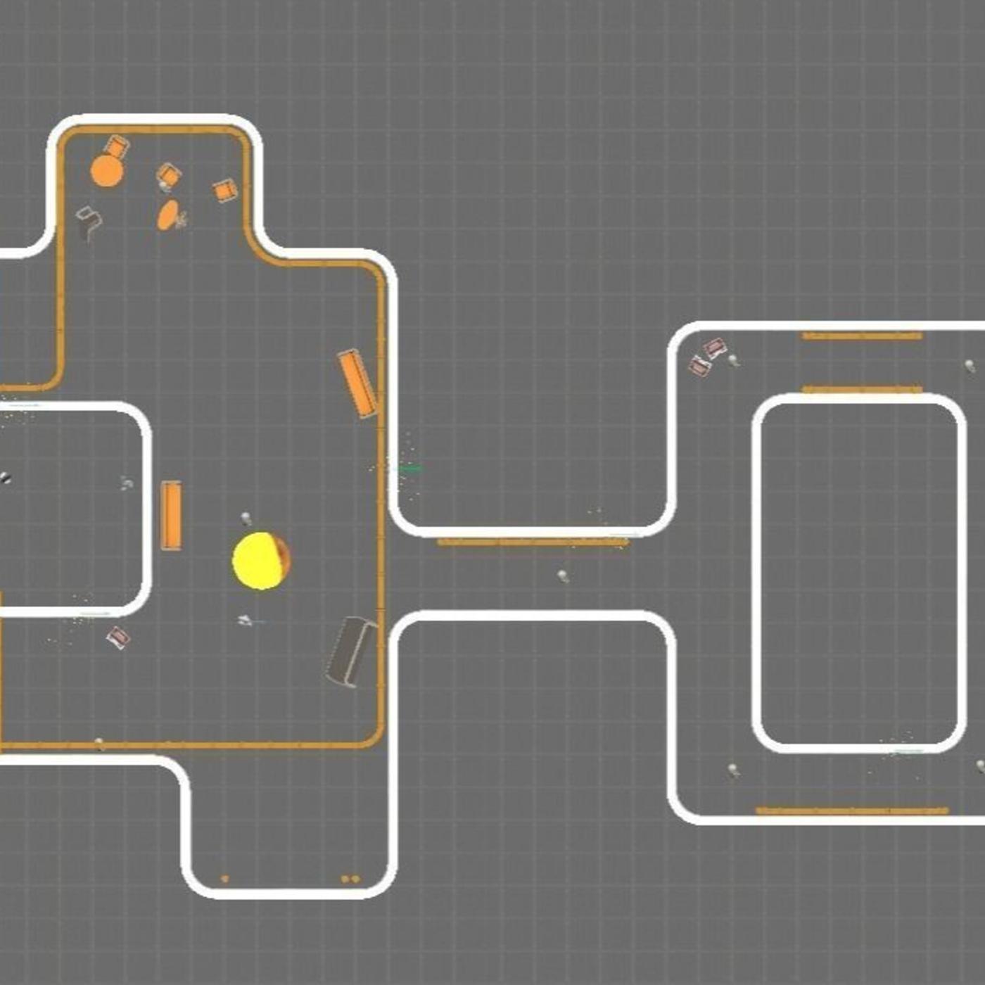 Sci Fi Modular Enviroment - UE4
