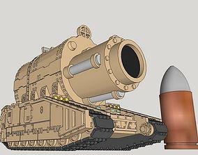 3D printable model 6mm OvercompensationHammer Superheavy