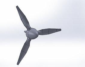 3D printable model Wind Turbine