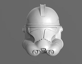 Clone Trooper Phase 2 Helmet Fan Art 3D print model
