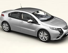 3D Opel Ampera