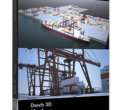 pallets Dosch 3D - Harbor