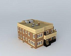 3D model Urban Home