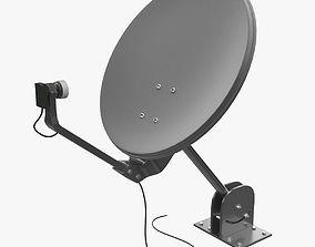 other 3D model Satellite Dish