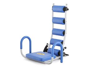 3D Gym Trainer AB Rocket