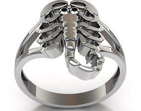 RING SCORPION 3D printable model