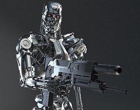 Terminator T-800 3D model