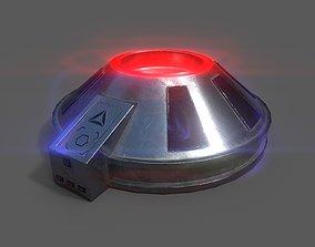Gravity device 3D model