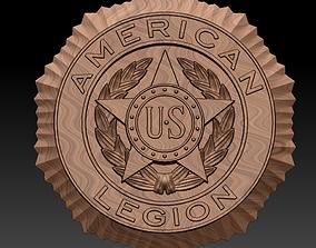 American legion 3D printable model