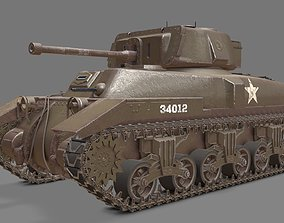 3D Ram II Tank