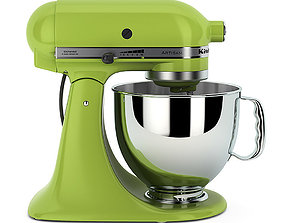 3D Stand mixer KitchenAid Artisan