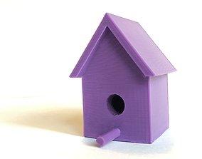 3D print model Bird House