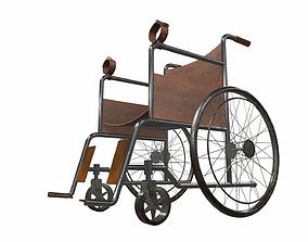 3D Wheelchair 1