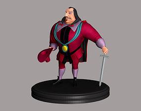 Governor Ratcliffe 3D