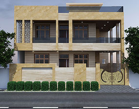 3D Elevation-04 residential