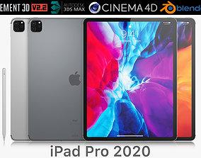 Apple iPad Pro 2020 - 12 inch 3D model