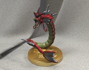 3D printable model Shiny Gyarados