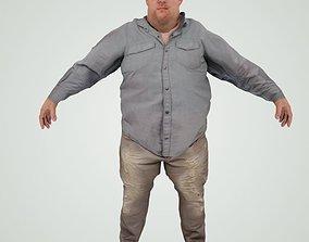 3D print model Large Guy