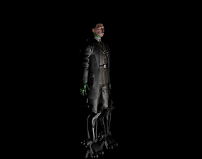 Robot Hitler Rigged 3D print model