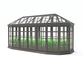 3D Greenhouses collection