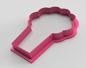 3D printable model Cookie cutter - Popcorn