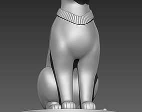 3D printable model Cat King