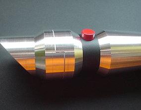Star Wars Sariss Lightsaber Hilt 3D printable model