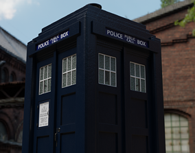 Mark 2 Metropolitan Police Box 3D